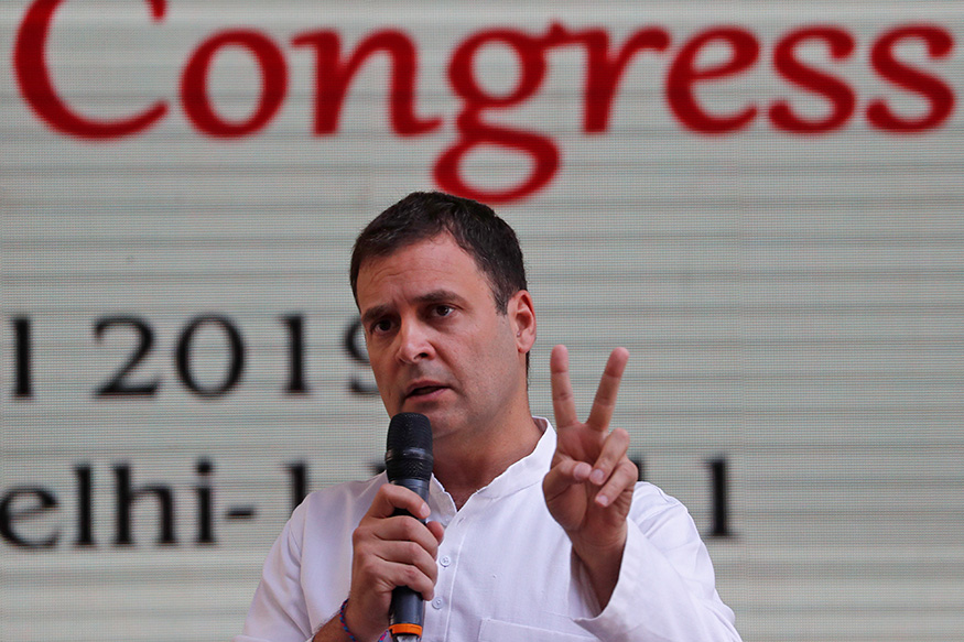 Rahul Gandhi Urges People to Vote for Soul of India, Congress Says It's a Contest Between Jobs and 'Pakoda'