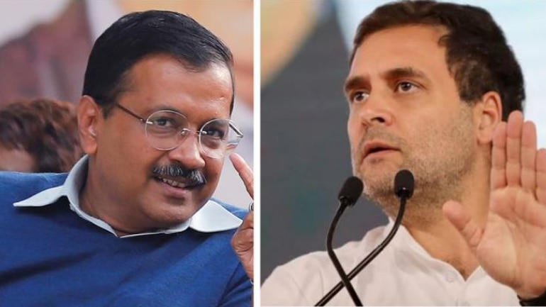Lok Sabha elections 2019: Congress and AAP decide to join forces against BJP in Delhi
