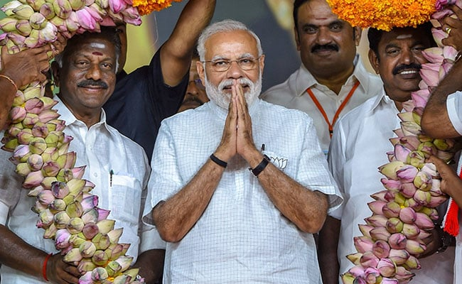 """In Coimbatore, PM's """"Chowkidar"""" Promise Offers Change – But Hurts Many"""