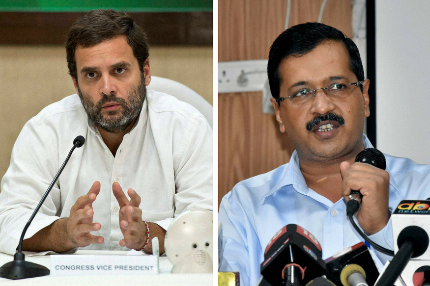 After AAP's 'Impractical' Demands, Congress Decides to Go Solo in Delhi; May Declare Candidates Tomorrow